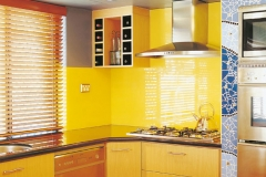 25 yellow-kitchen