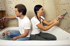 z bathroom renovation