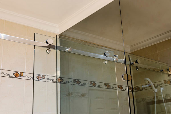 Shower frames