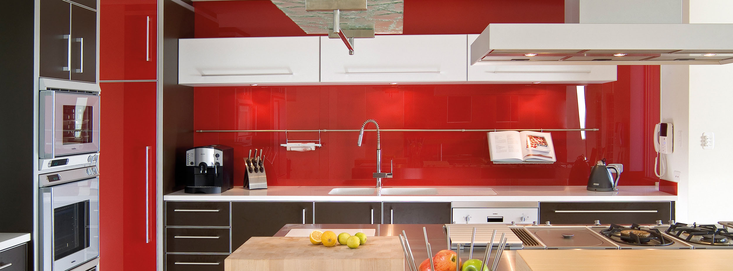 Coloured Kitchen Glass Splashbacks in Perth | Direct to your ...