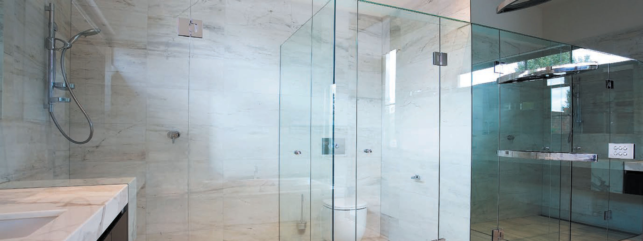 Shower Screens From Direct Glass
